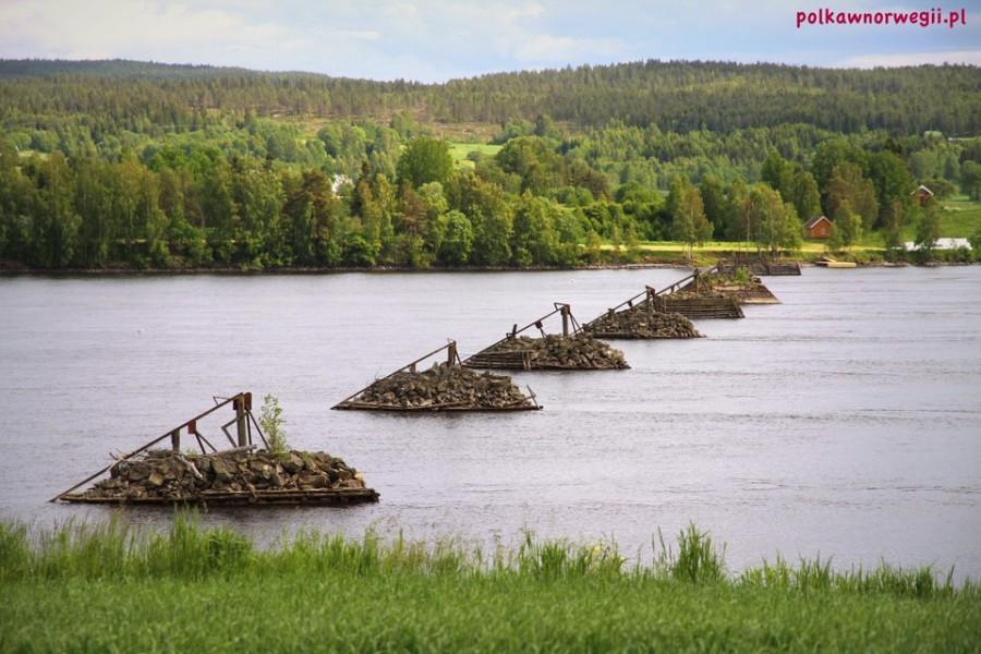 Bingen Lenser - rzeka Glomma