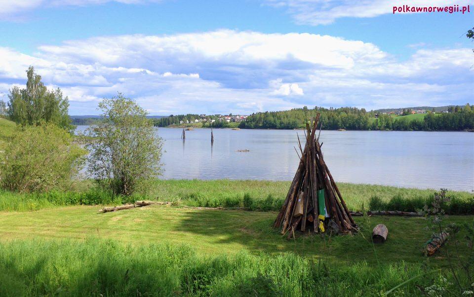 Sankthans - norweskie ognisko