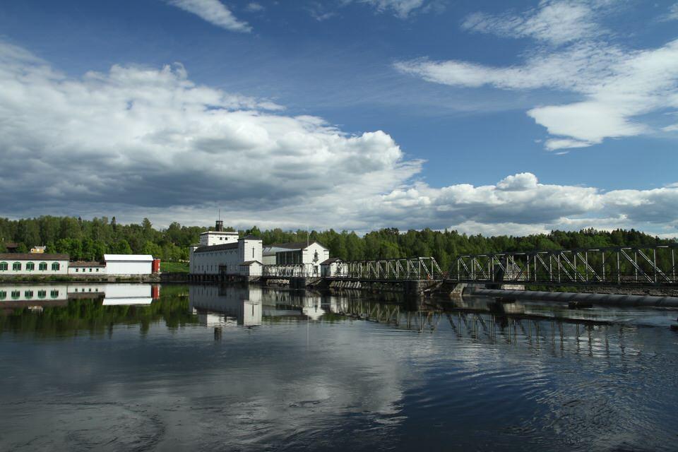 Elektrownia w Rånåsfoss