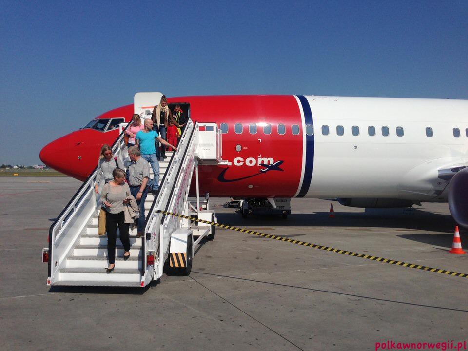Linie lotnicze Norwegian