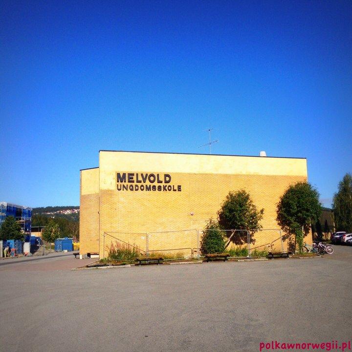 Gimnazjum w Norwegii - Melvold ungdomsskole