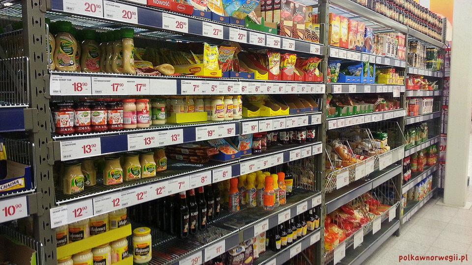 Jadąc na zakupy do Szwecji warto zwrócić uwagę na polskie produkty na szwedzkich półkach