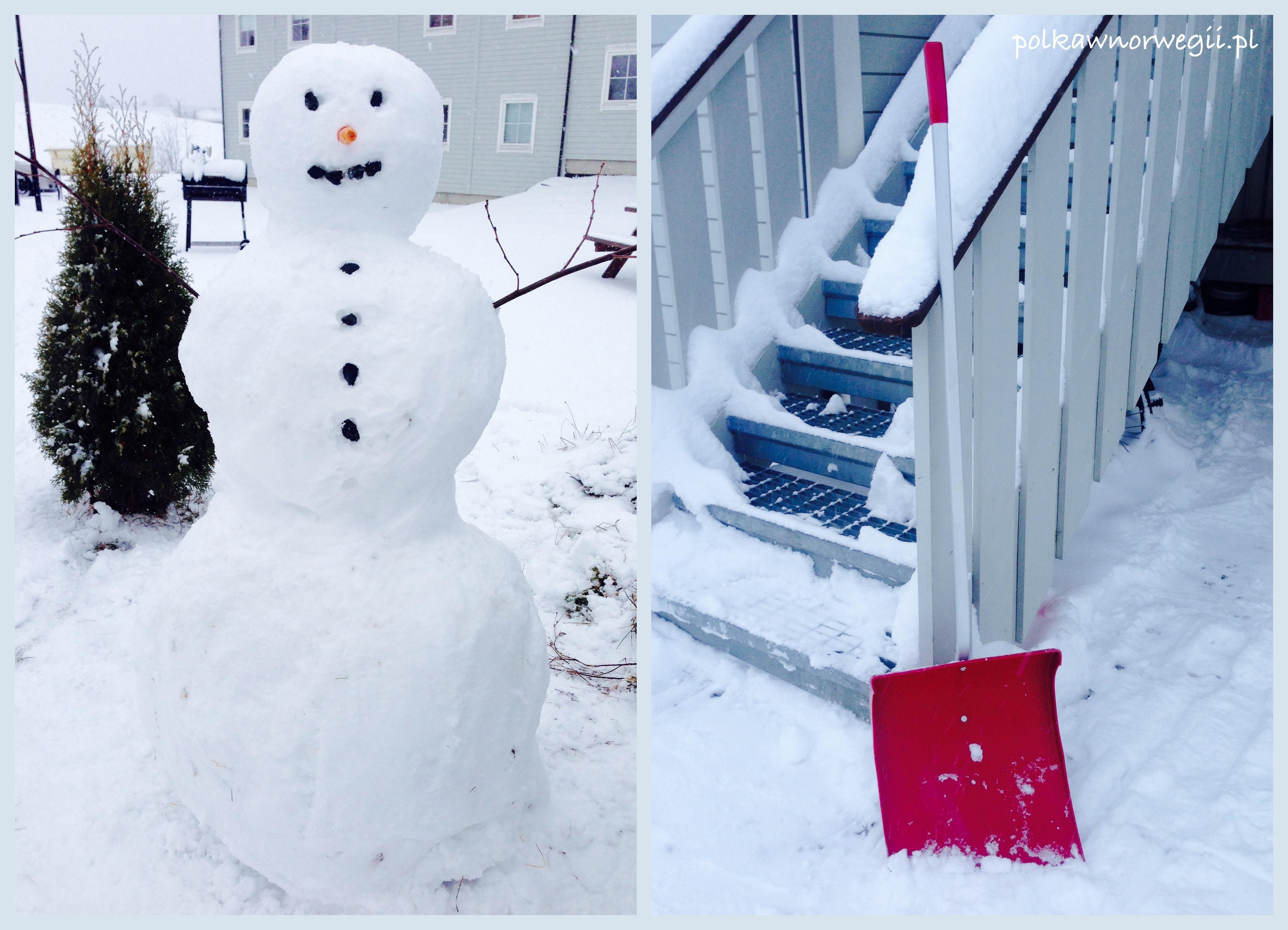 Zima w Norwegii - wspomnienia z 2016 roku